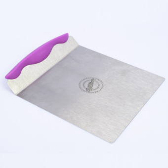 Harga Stainless steel cake transfer is large transfer mobile pallet plate decorating the cake shovel baking tools