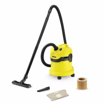 Karcher Wet and Dry Vacuum Cleaner WD2 Yellow