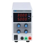 0-30V 0-5A Variable Switch LCD Digital DC Regulated Power Supply STP3005H - intl