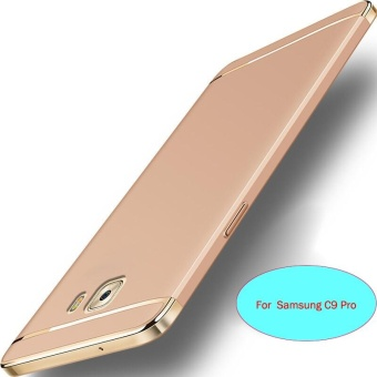 3 in 1 Hard Matte PC Case Cover Casing For Samsung Galaxy C9 Pro - intl