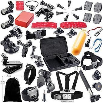 44-in-1 Accessories for GoPro HERO 5 Session 4 3+ 3 2 1 - intl