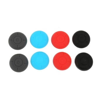 8pcs Silicone Thumb Grip Joystick Cap for Nintendo Switch   - intl