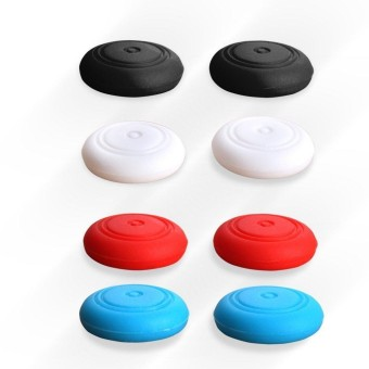 8pcs Silicone Thumb Stick Caps for Nintendo Switch Controller Joy-Controller - intl