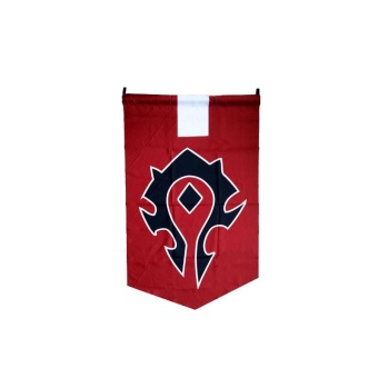 Big Family:For World Of Warcraft Alliance/Horde Badge Flags Game Wild Tribe Small - intl