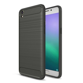 BYT Carbon Rugged Armor Cover Case for Oppo R9 / F1 Plus - intl