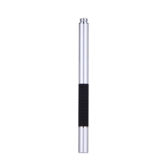 Capacitive Pen Touch Screen Drawing Pen Stylus for iPhone iPad Tablet (Silver) - intl