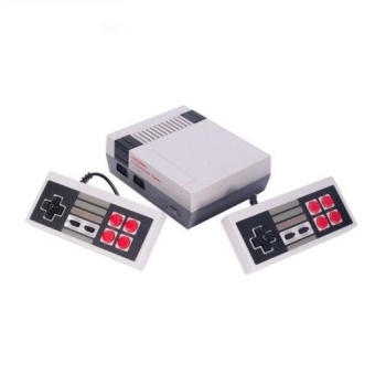 Classic Family Game Consoles Professional System For NES Game Player Built-in 600 TV Video Game With Dual Controllers Models:HDMI Edition Specification:US plug - intl