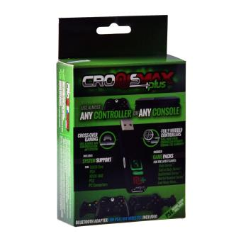 CronusMax Plus Add On Rapid Fire Controller Adapter for PS3 PS4 Xbox One 360