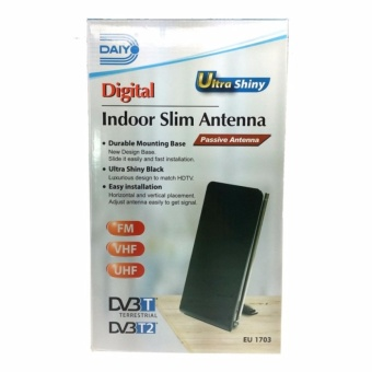 Daiyo Digital Indoor Slim Passive Antenna EU 1703
