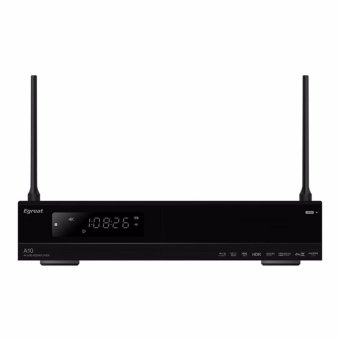 Egreat A10 4K UHD Media Player with HDR Blu-ray 3D Dolby ATOMS DTS X VIDON XBMC US Plug - intl