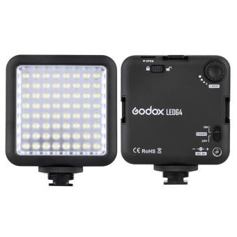 ... Handheld Steadicam Stabilizer for DSLRCamera - intl Terbaru. Source · Godox LED64 Video Light 64 LED Lights For DSLR Camera Camcorder Mini DVR As Fill