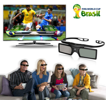 Gonbes Universal 3D Active Shutter TV Glasses For Samsung/Panasonic 3D TV - intl
