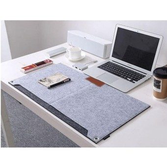 ... Anti static Felts Table Mouse Pad Dust Source · Grand Store Multi function Large Size keyboard Felt Mouse Pad Writing Pen Desk Mat Organizer intl