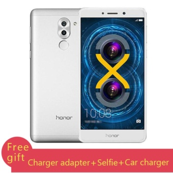 HUAWEI Honor 6X 4G+32G/64G 5.5 inch FHDOcta Core 12MP+8MP Dual Rear Cameras
