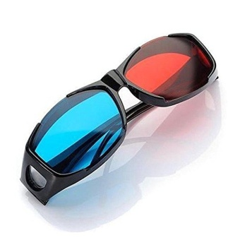 3D Glasses Direct-3D Glasses - Nvidia 3D Vision Ultimate Anaglyph 3D Glasses - Made To Fit Over Prescription Glasses - intl
