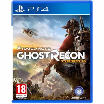 Harga PS4 Tom Clancy's Ghost Recon Wildlands / R2 (English)