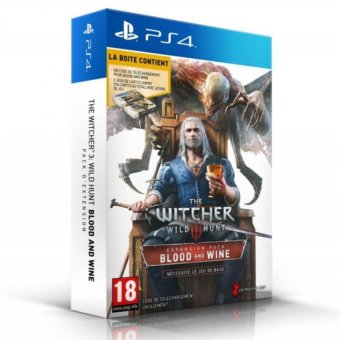 Harga PS4 The Witcher 3 Blood and Wine Expansion R3