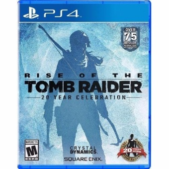 Harga PS4 Rise Of The Tomb Raider