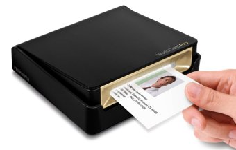 Harga PenPower WorldCard Pro Business Card Scanner (Win/Mac) Free USB Rechargeable Touch Screen Stylus
