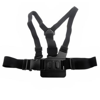 Adjustable Elastic Chest Strap Harness Mount for GoPro HD Hero 1 2 3 3+ 4 Camera Price in Singapore