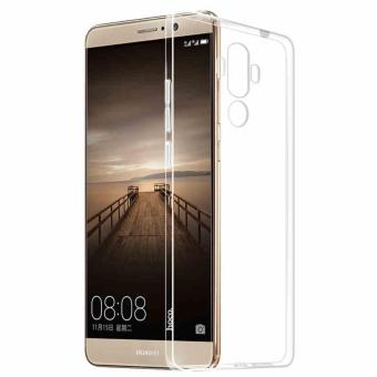 Slim TPU Back Cover Case For Huawei Mate 9 Pro (Clear) - intl