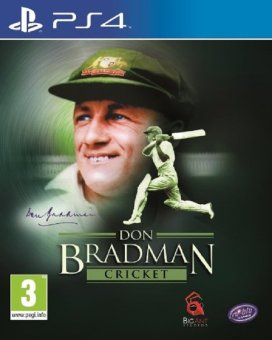 Harga PS4 Don Bradman Cricket