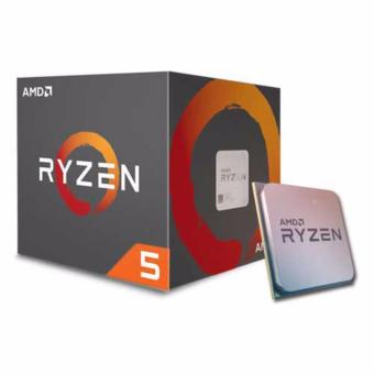 Harga AMD RYZEN 5 1600 6-Core 3.2 GHz (3.6 GHz Turbo) Socket AM4 65W YD1600BBAEBOX Desktop Processor