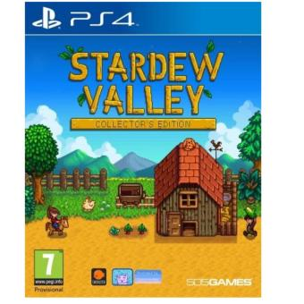 Harga PS4 STARDEW VALLEY COLLECTOR'S EDITION (R2)