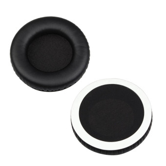 Harga Replacement Ear Pad Cushions For Steelseries Siberia V1 V2 V3 Gaming Headphones (Black)