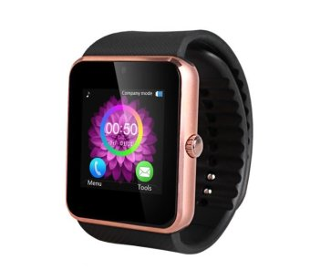 Harga Smart Watch [ G8 ] Bluetooth with Build-in SIM Card and Micro SD Card