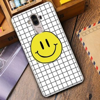 TPU Soft Phone Case for Huawei Mate 9 (Multicolor) - intl