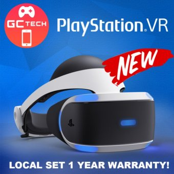 Harga Playstation VR Standalone CUH-ZVR1(Black)