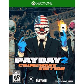 Harga Xbox One Pay Day 2 Crimewave Edition