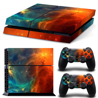 Decal Skin Sticker Cover For PS4 Playstation 4 Console&Controllers - Intl