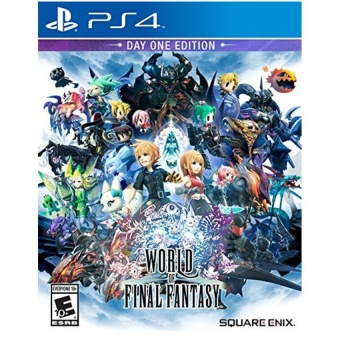 Harga PS4 World Of Final Fantasy