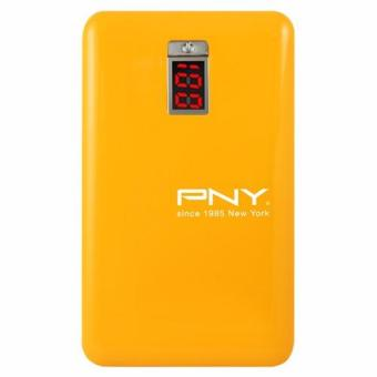 Harga PNY Power-CL51 5100mAh Orange with Power Meter