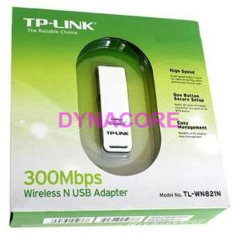 Harga TP-LINK - TL-WN821N, 300Mbps Wireless N USB Adapter