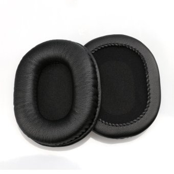 Harga Replacement Protein Leather Ear Pads Cushion for Audio-technica ATH-M40x M50 M50S M20 M30 M40 ATH-SX