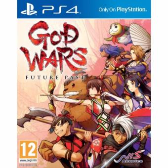 PS4 GOD WARS: FUTURE PAST (R2)
