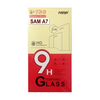 Harga Tempered Glass Screen Protector for Samsung A7