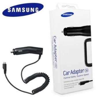 SAMSUNG Car Adapter , Car Charger 5W / 1A