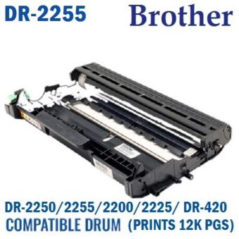 Harga Brother DR-2200/DR-2225/DR-2250/DR-2255/DR-2275/ DR-420 Compatible Drum (Prints 12k Pages)
