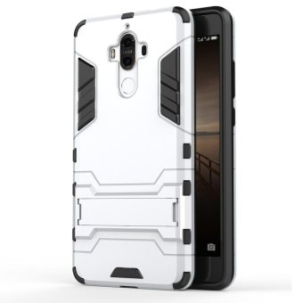 For Huawei MATE 9 TPU Armor Shockproof Slim ​Anti-Knock Hard Back Silicone Case Cover - intl