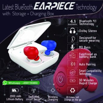 kungfu i7 Wireless bluetooth earphone