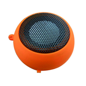 Harga Portable Bluetooth Speaker (Orange)