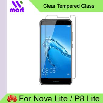 Harga Tempered Glass Screen Protector (Clear) For Huawei Nova Lite / P8 Lite 2017