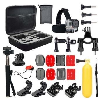 Harga Outdoor Sports Accessories Kit For GoPro HERO 5 4/3+/3/2/1 SJCAM SJ4000 SJ5000 SJ6000 - intl
