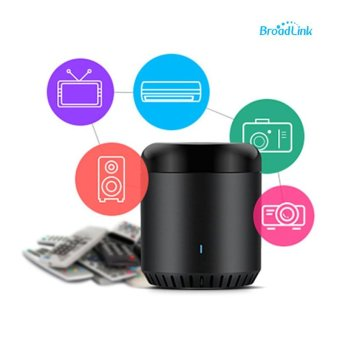 Original Broadlink RM Mini3 Universal Intelligent WiFi/IR/4G Wireless Remote Controller Via IOS Android Smart Home Automation - intl