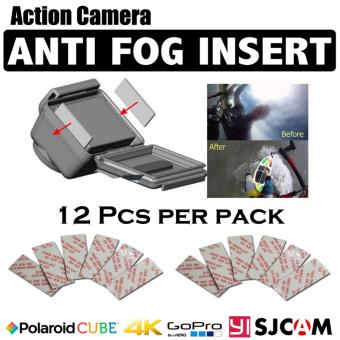 Harga Gopro Anti Fog Insert Fiber Desiccant for Action Cameras