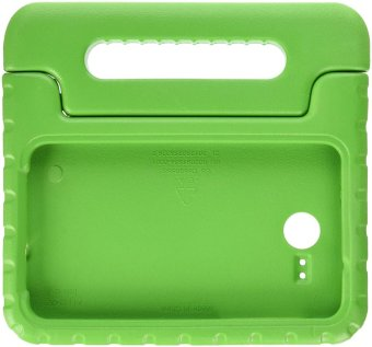 Harga AOOBCC Samsung Galaxy Tab A 7.0 inch Kids Case - EVA ShockProof Cover Handle Stand Case for Kids Children for Samsung Galaxy TabA 7-inch Tablet 2016 Release(SM-T280 / SM-T285 Version ONLY) - Green - intl